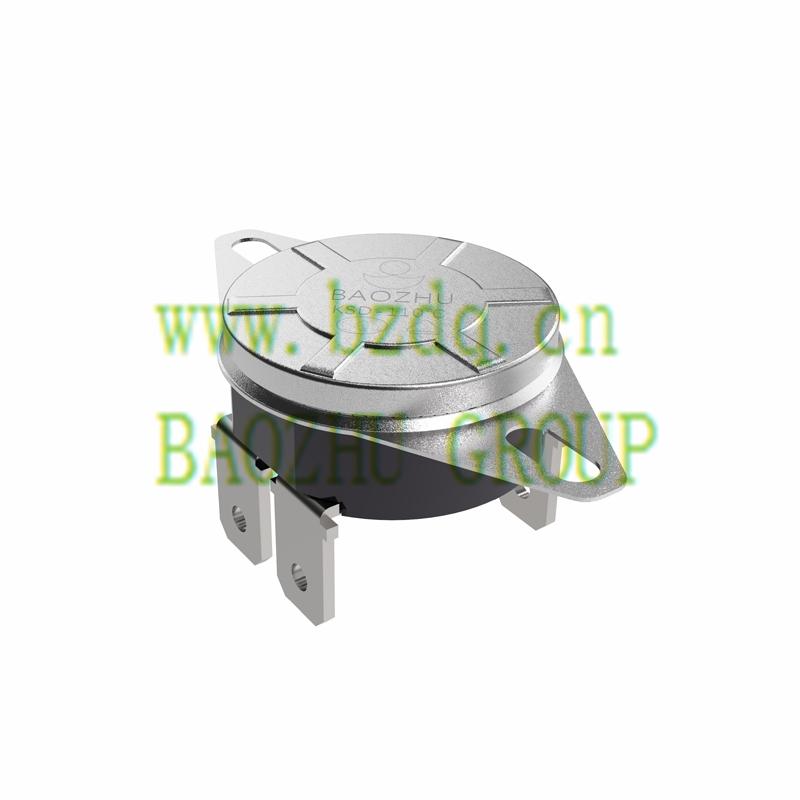 KSD大电流突调式温控器-四个接线片